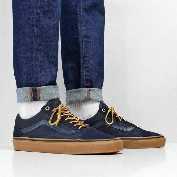 Vans Old Skool Gumsole Shoes